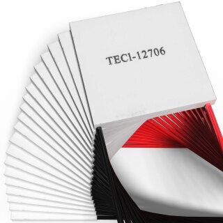 Peltierelement Peltier Thermoelectric Module 12V [TEC1-12706] [60W] [20 Stück]