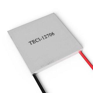 Peltierelement Peltier Thermoelectric Module 12V [TEC1-12706] [60W] [60 Stück]