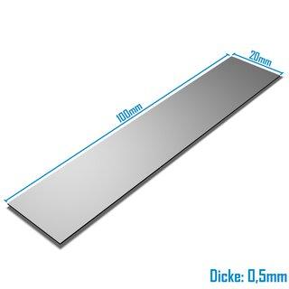 Silverbead Wärmeleitpad [100x20x0,5mm] [TP100X]  Thermalpad GPU RAM Heatsink