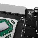 Silverbead Wärmeleitpad [100x20x0,5mm] [3 Stück] [TP100X]  Thermalpad GPU RAM Heatsink