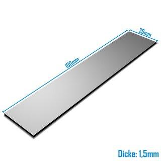 Silverbead Wärmeleitpad [100x20x1,5mm] [TP100X]  Thermalpad GPU RAM Heatsink